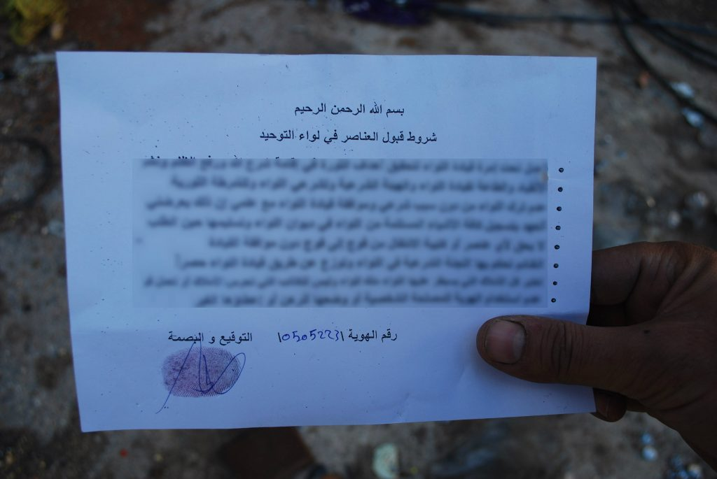 isis rape document