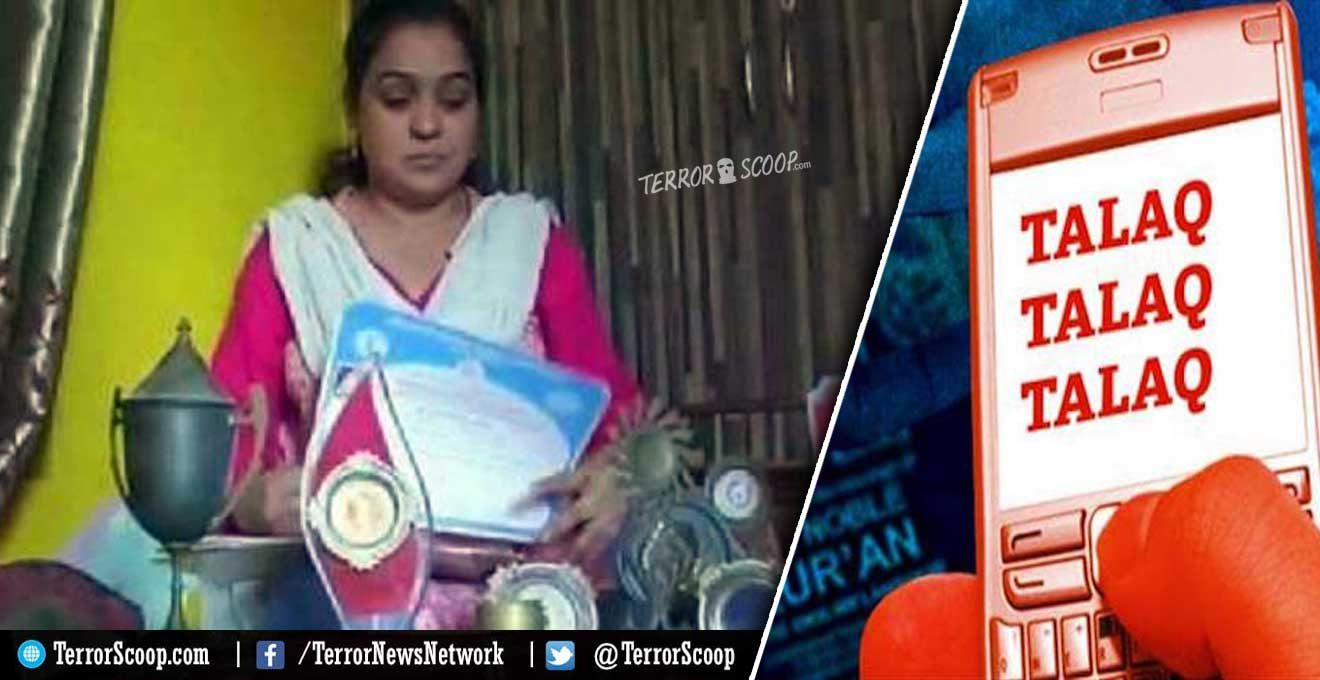 India-National-level-Muslim-athlete-given-'Tripple-Talaq'-(divorce)-for-giving-birth-to-girl