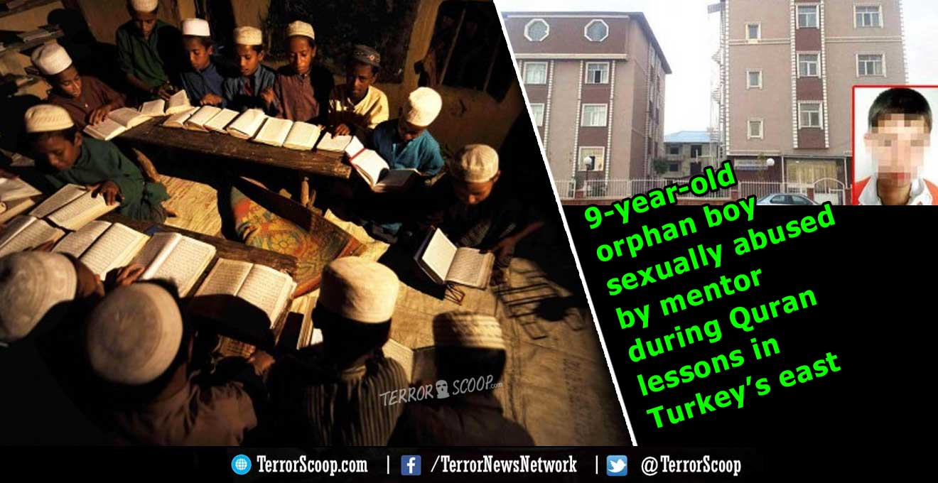 9-year-old-orphan-boy-sexually-abused-by-mentor-during-Quran-lessons-in-Turkey's-east