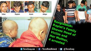 Bangladesh-Rapist's-Family-Shaves-Head-of-Victim-and-Her-Mother,-4-arrested