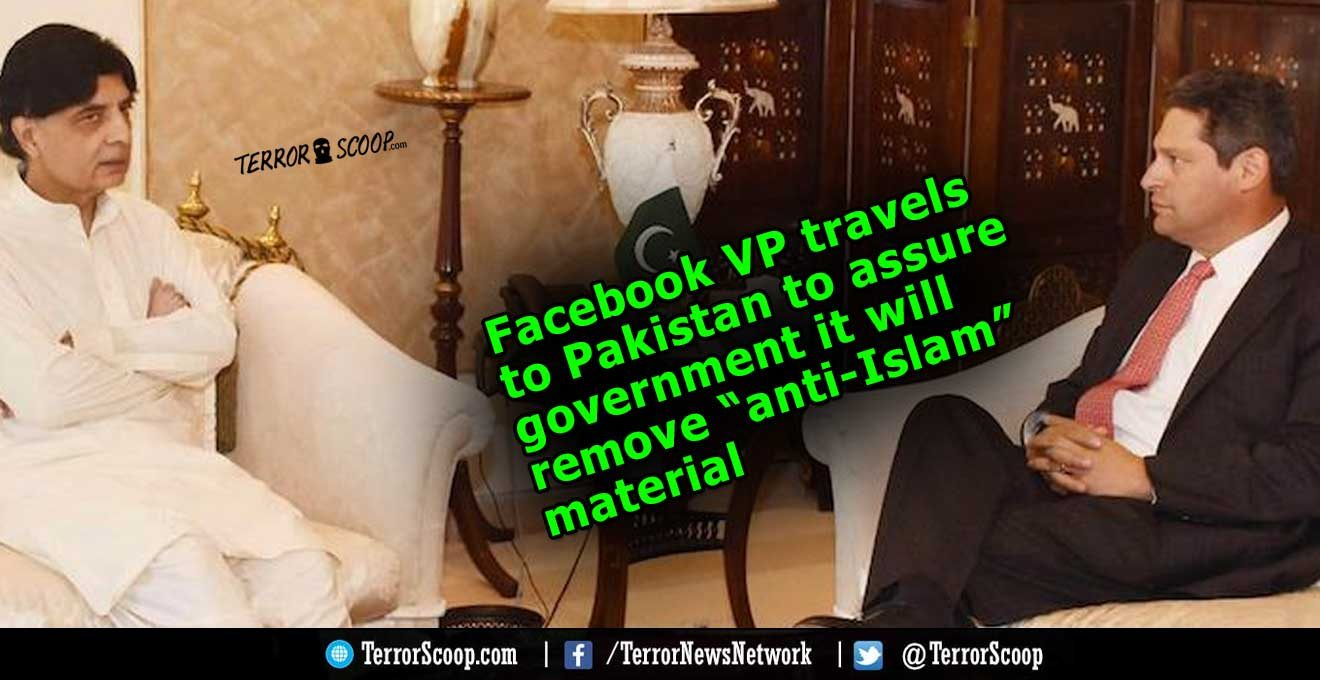 "Facebook-VP-travels-to-Pakistan-to-assure-government-it-will-remove-""anti-Islam""-material"