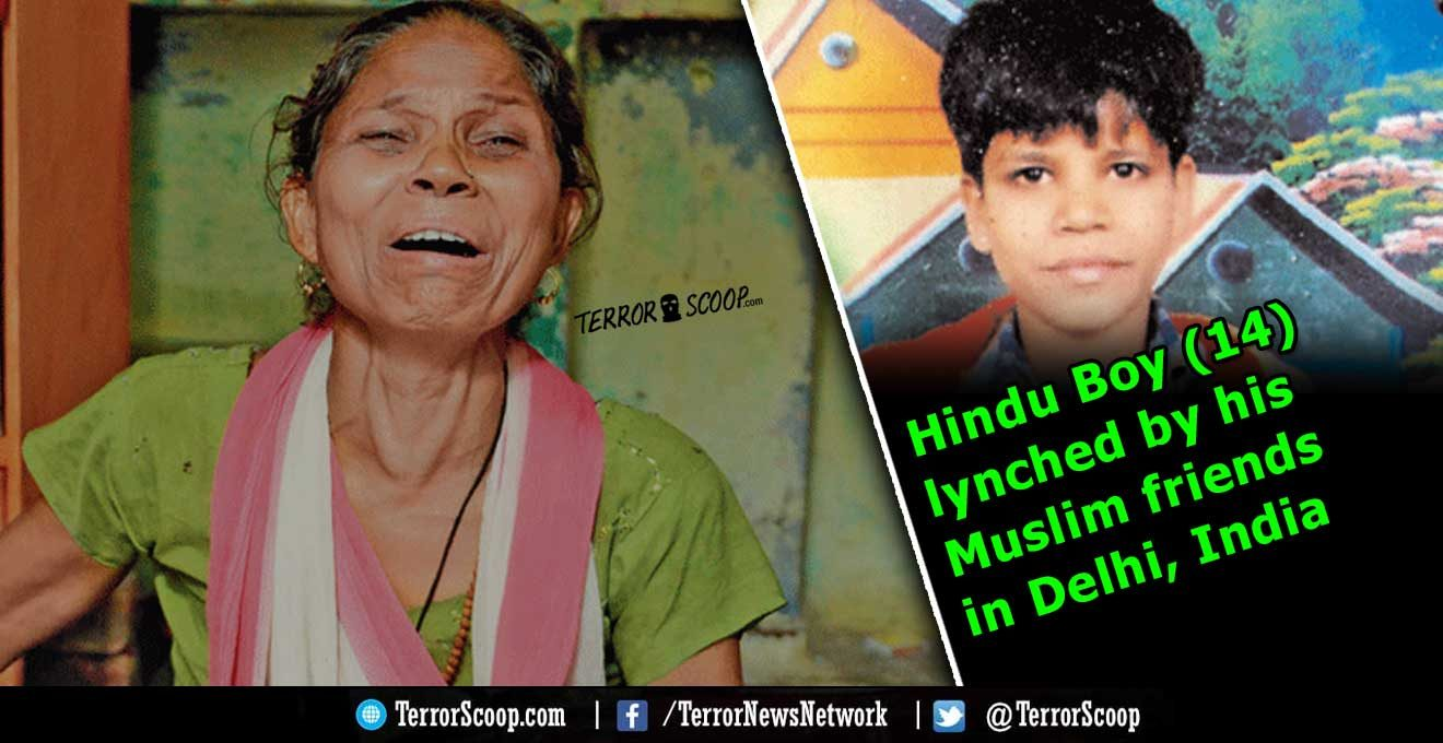 Hindu-Boy-(14)-lynched-by-his-Muslim-friends-in-Delhi,-Mother-cries-for-justice