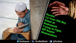 Kerala-13-Year-Old-Boy-Killed-at-Madrassah-Trying-to-Fight-Off-Rapist-Shamsudeen