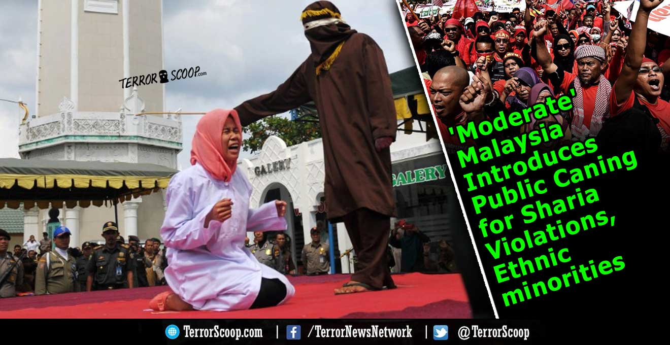 'Moderate'-Malaysia-Introduces-Public-Caning-for-Sharia-Violations,-Ethnic-minorities-troubled