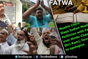 Muslim-Cleric-Slaps-Indian-Muslim-Politician-with-Fatwa-over-Hindu-Chant-(Jai-Shri-Ram),-forced-him-to-apologize