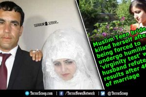 Muslim-Teen-bride-killed-herself-after-being-forced-to-undergo-humiliating-'virginity-test'-when-husband-refuted-the-results-after-40-days-of-marriage