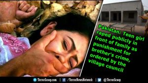 Pakistan-16-year-old-girl-raped-publicly-in-front-of-family-as-punishment-for-brother's-crime,-orders-of-the-village-council