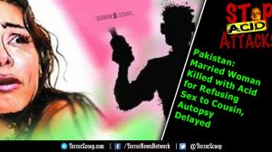 Pakistan-Married-Woman-Killed-with-Acid-for-Refusing-Sex-to-Cousin,-Autopsy-Delayed