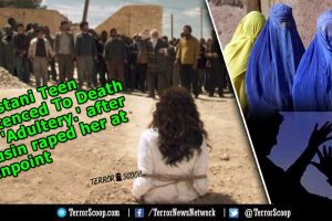 Pakistani-Teen-Sentenced-To-Death-For-'Adultery.'-after-cousin-raped-her-at-gunpoint