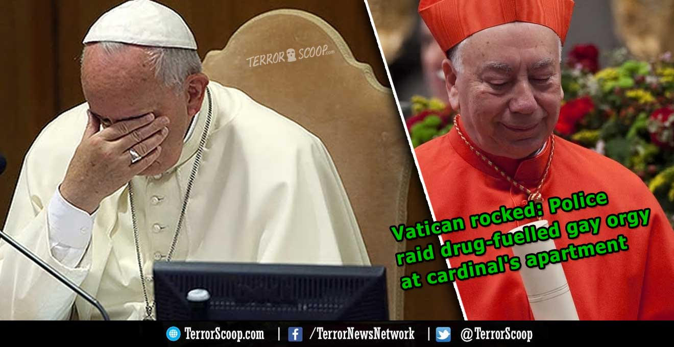 Vatican-rocked-Police-raid-drug-fuelled-gay-orgy-at-cardinal's-apartment