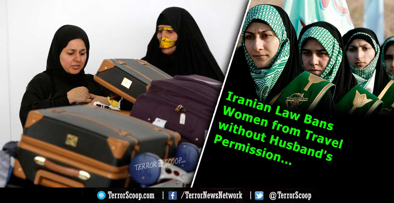 iran-Law-Bans-Women-from-Travel-without-Husband's-Permission…