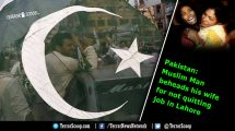 Pakistan-Muslim-Man-beheads-his-wife-for-not-quitting-job-in-Punjab