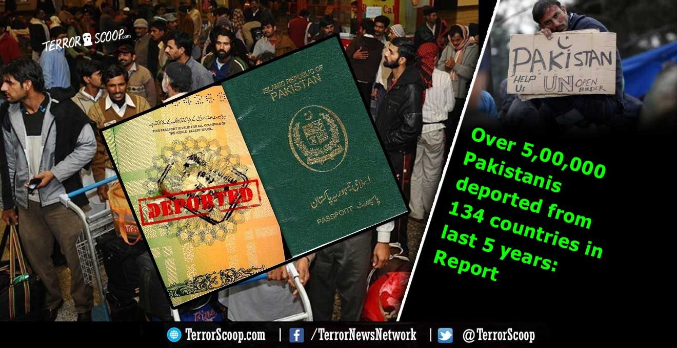 Over-5,00,000-Pakistanis-deported-from-134-countries-in-last-5-years-Report