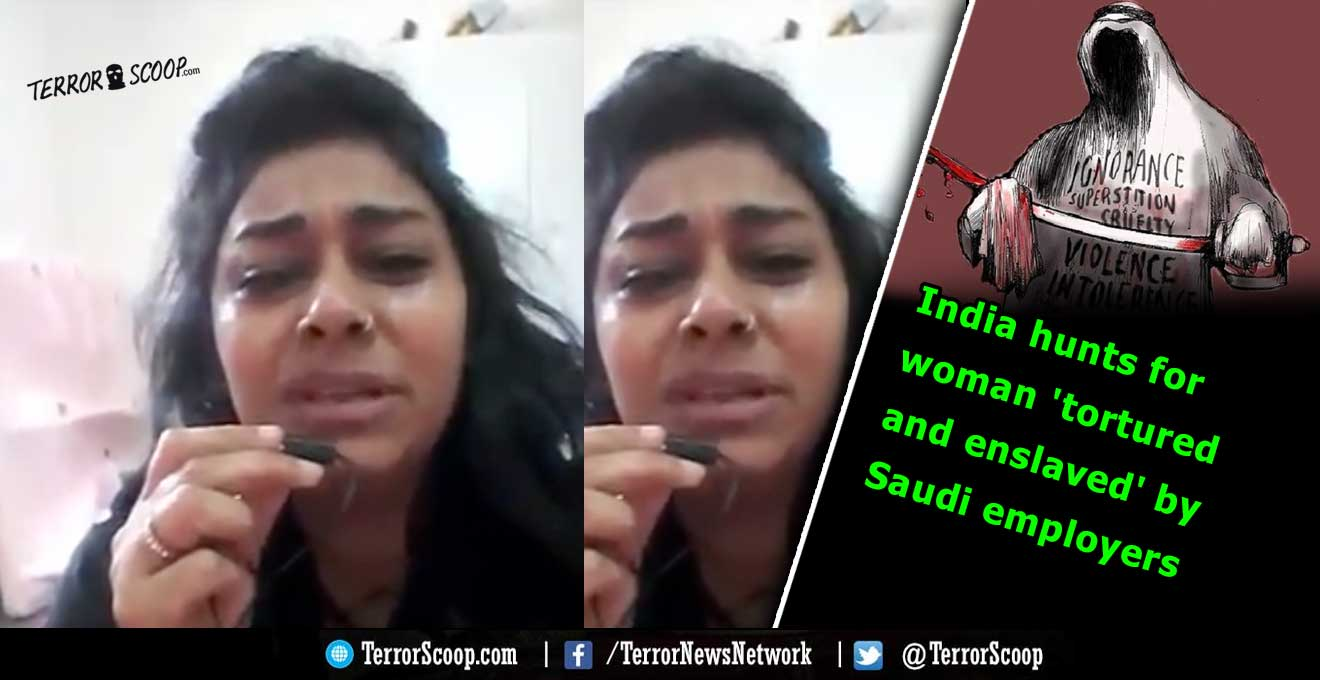 India-hunts-for-woman-'tortured-and-enslaved'-by-Saudi-employers