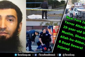 New-York-Islamic-Terror-Attack-by-29-year-old-Uzbek-Muslim,-Shouted--Allah-hu-Akbar,-8-Dead-Several-Injured