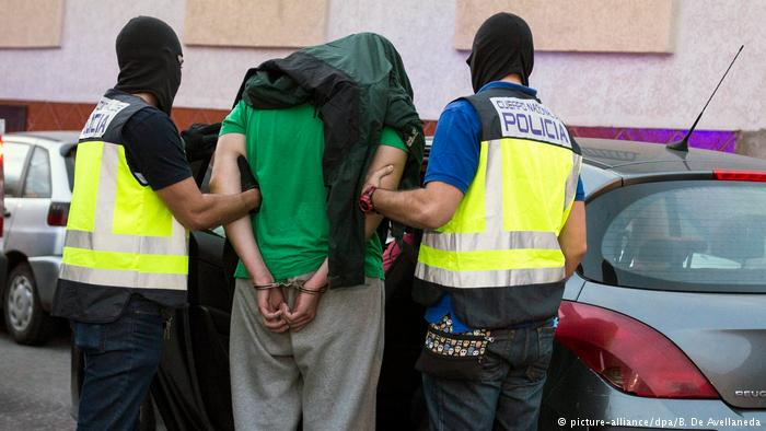 A 19-year-old man was imprisoned for nine years over his involvement in plans for two Islamist extremist attacks in Germany.