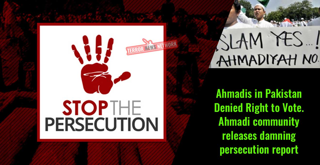Ahmadis-in-Pakistan-Denied-Right-to-Vote