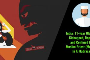India-11-year-old-Girl-kidnapped,-raped-and-confined-by-Muslim-Priest-in-Madrasa-
