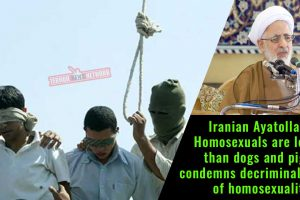Iranian-Ayatollah-Homosexuals-are-lower-than-dogs-and-pigs,-condemns-decriminalization-of-homosexuality