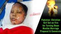 Pakistan-Christian-Girl-Set-on-Fire-for-Turning-Down-Muslim-Marriage-Proposal