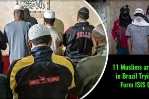 11-Muslims-arrested-in Brazil Trying ISIS