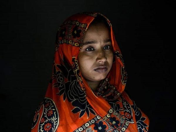Bina Bala, 22, who survived the attack by Rohingyas in Myanmar/ Courtesy: Official website of Amnesty International