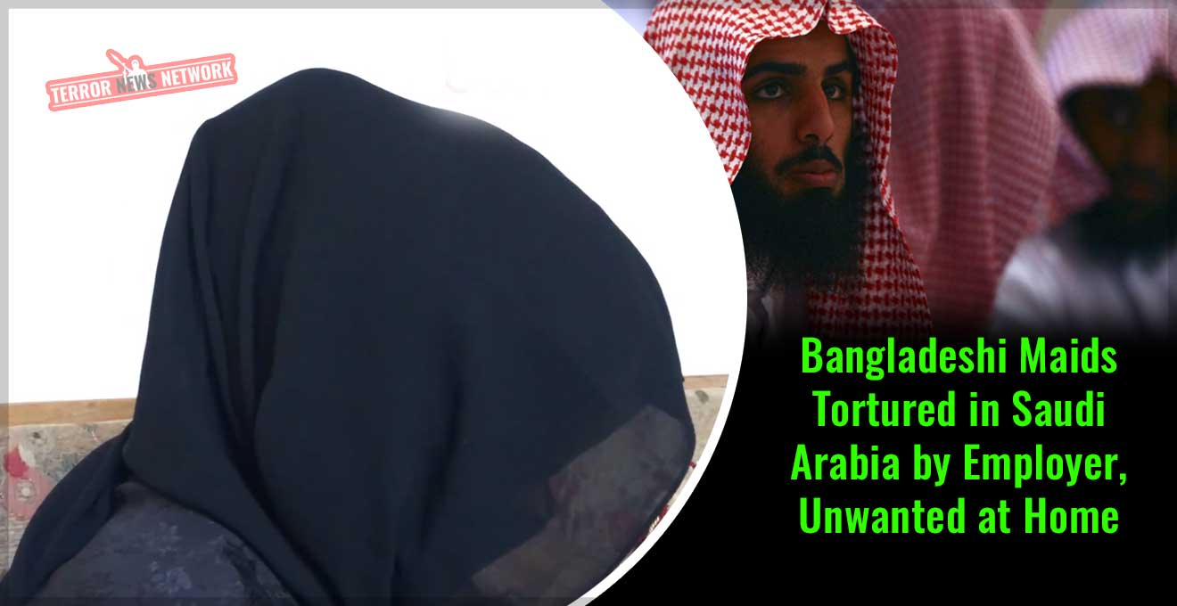 Bangladeshi-Maids-Tortured-in-Saudi-Arabia-by-Employer,-Unwanted-at-Home