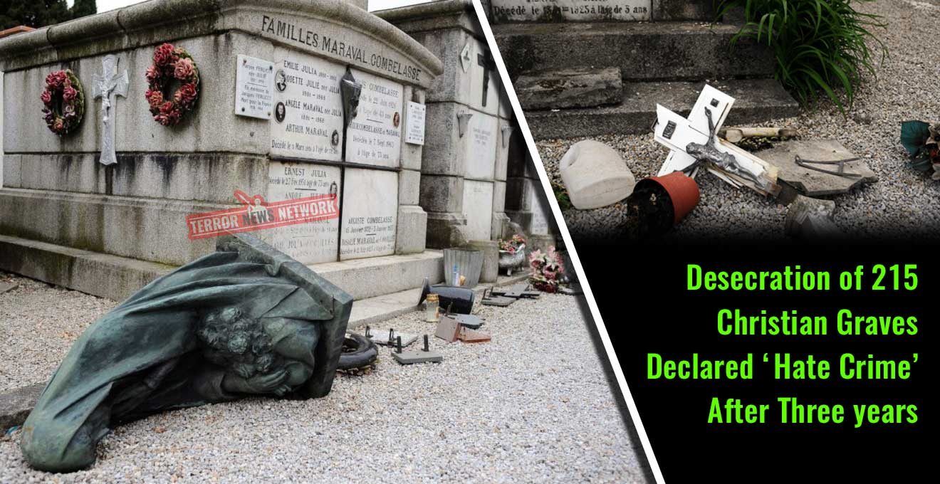 Desecration-of-215-Christian-Graves-Declared-'Hate-Crime-After-Three-years