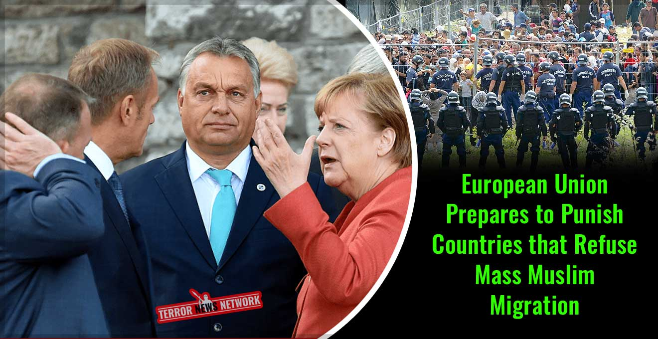 European-Union-Prepares-to-Punish-Countries-that-Refuse-Mass-Muslim-Migration