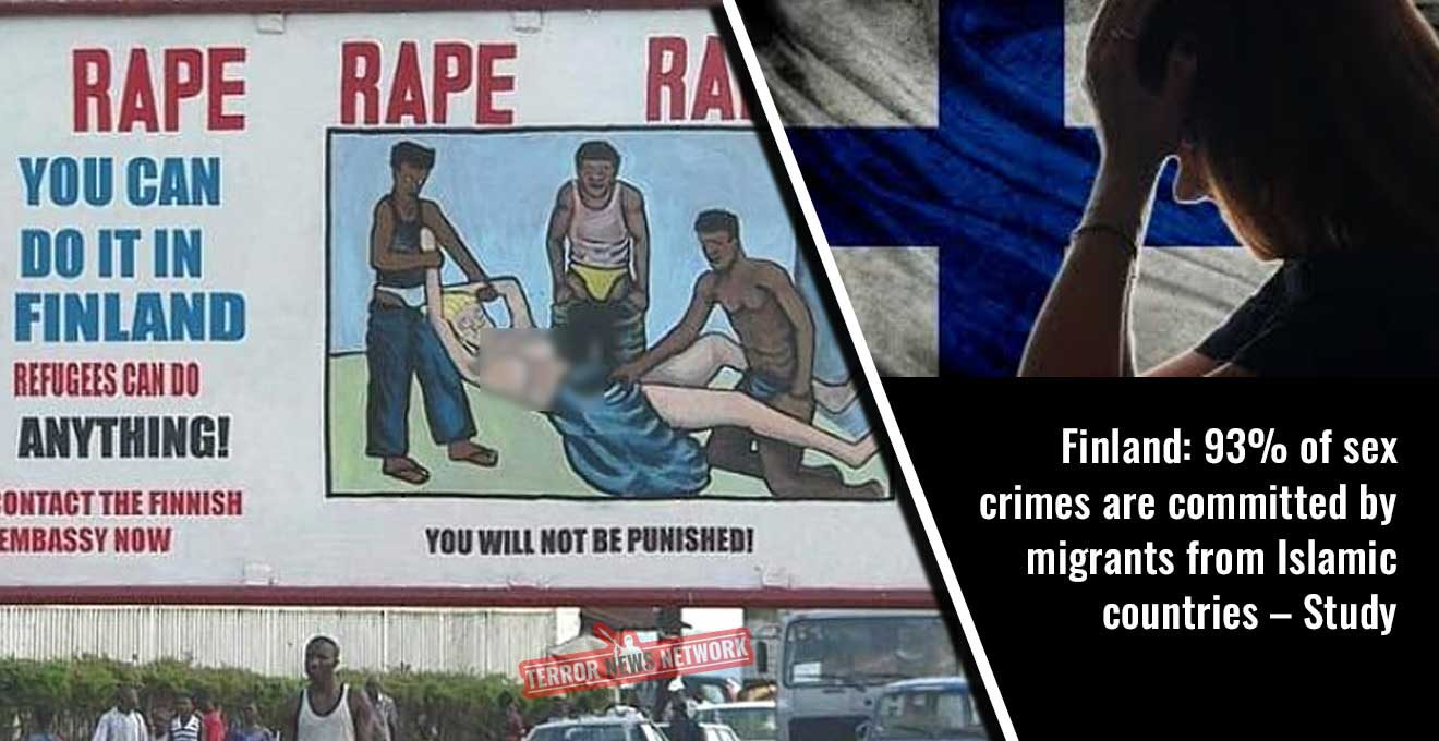 Finland-93%-of-sex-crimes-are-committed-by-migrants-from-Islamic-countries-–-Study