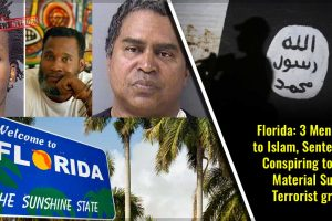 Florida-3-Men-Convert-to-Islam,-Sentenced-for-Conspiring-to-Provide-Material-Support-to-ISIS