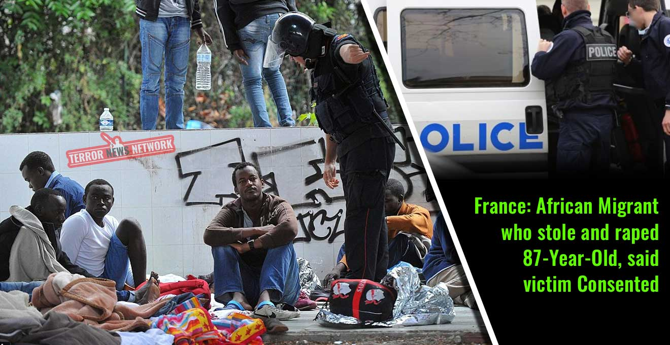 France-African-Migrant-who-stole-and-raped-87-Year-Old,-said-victim-Consented