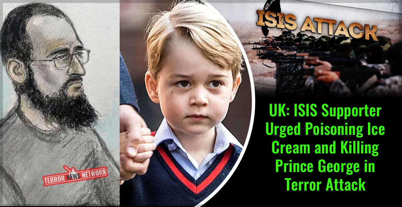 ISIS-Supporter-Urged-Poisoning-Ice-Cream-and-Killing-Prince-George-in-Terror-Attack