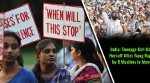 India-Teenage-Girl-Kills-Herself-After-Gang-Rape-by-8-Muslims-in-Mewat