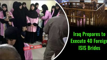 Iraq-Prepares-to-Execute-40-Foreign-ISIS-Brides