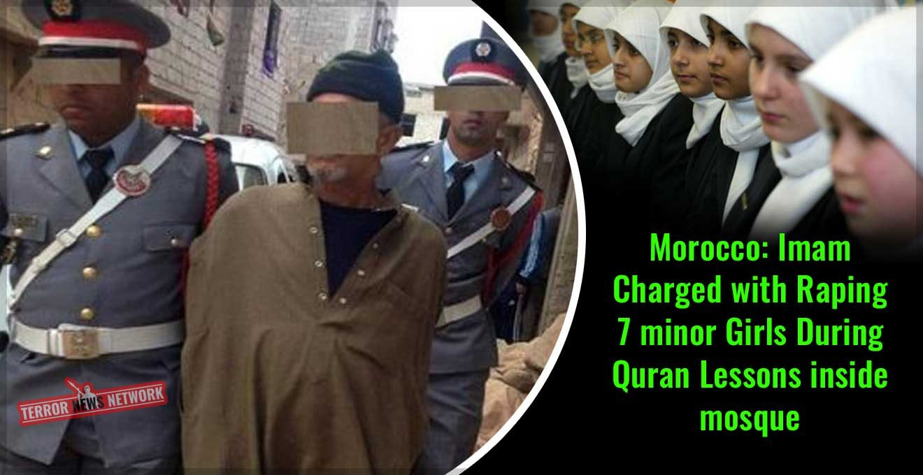 Morocco-Imam-Charged-with-Raping-7-minor-Girls-During-Quran-Lessons-inside-mosque
