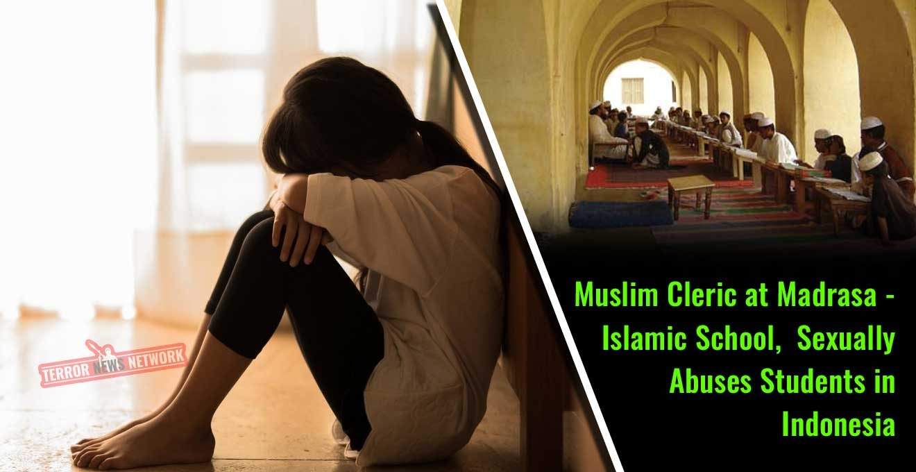 Muslim-Cleric-at-Madrasa---Islamic-School,--Sexually-Abuses-Students-in-Indonesia