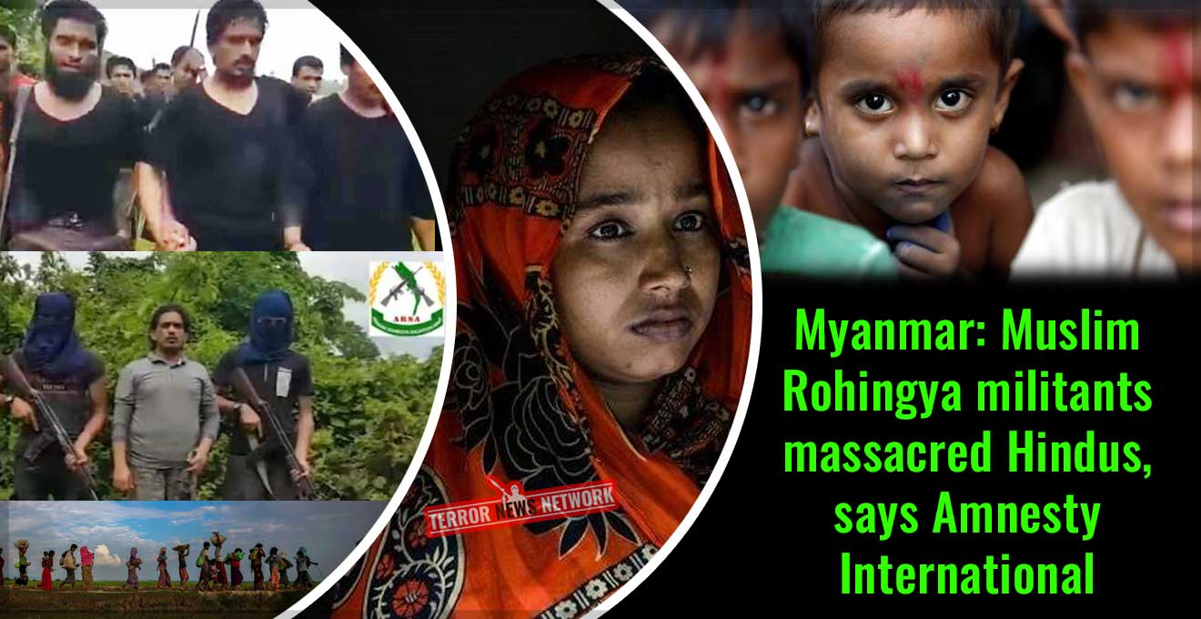 Myanmar-Rohingya-militants-massacred-Hindus,-says-Amnesty-International