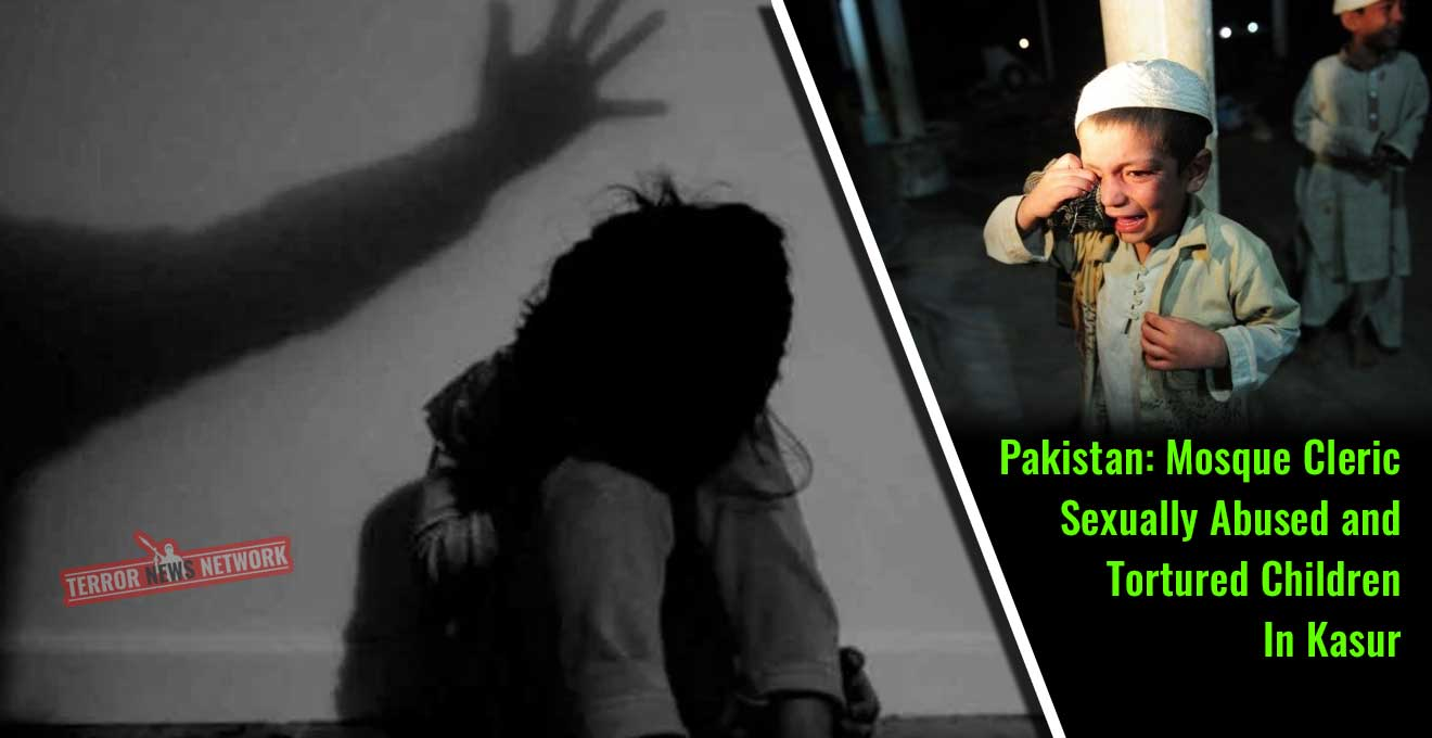 Pakistan-Mosque-Cleric-Sexually-Abused-and-Tortured-Children-In-Kasu
