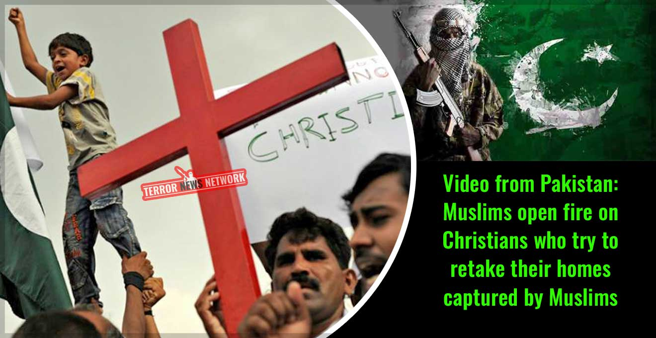Pakistan-Muslims-open-fire-on-Christians-who-try-to-retake-their-captured-homes