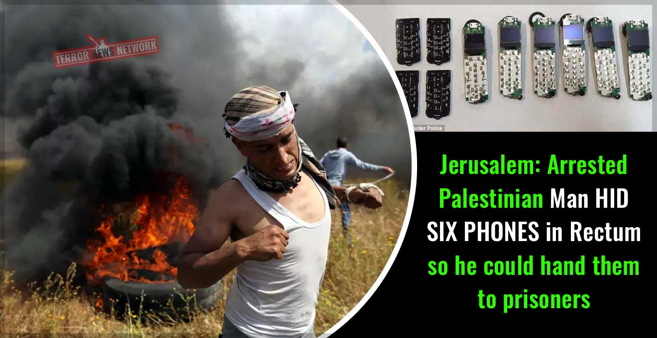 Palestinian-Man-HID-SIX-PHONES-in-Rectum