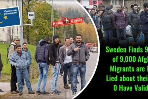 Sweden-Finds-99.4%-of-9,000-Afghan-Migrants-are-Men
