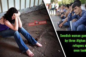 """Swedish-woman-gang-raped-by-three-Afghan-""""child""""-refugees-and-photographed"""