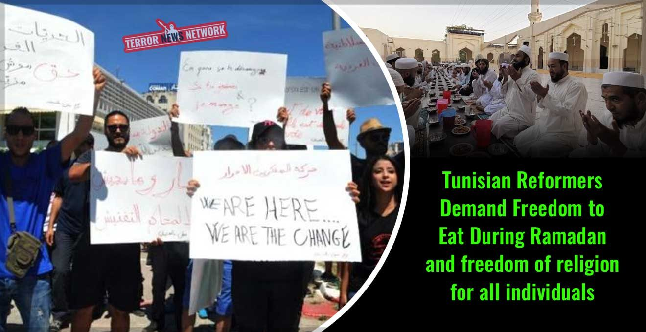 Tunisian-Reformers-Demand-Freedom-to-Eat-During-Ramadan