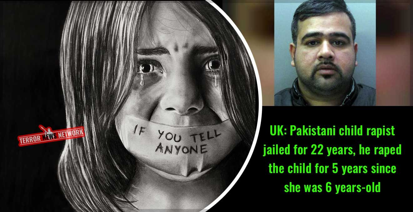 UK-Pakistani-child-rapist-jailed-for-22-years,-he-raped-the-child-for-5-years-since-she-was-6-years-old