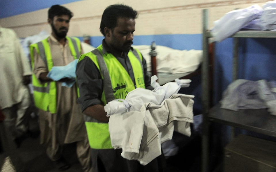 Infanticide is on the rise in Pakistan