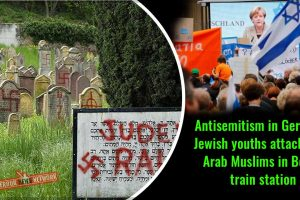 Antisemitism-in-Germany-Jewish-youths-attacked-by-Arab-Muslims-in-Berlin-train-station