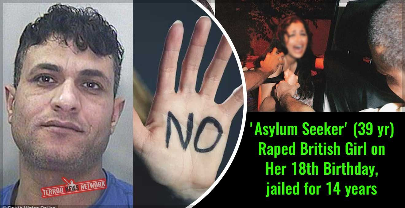 'Asylum-Seeker'-(39-yr)-Raped-British-Girl-on-Her-18th-Birthday,-jailed-for-14-years