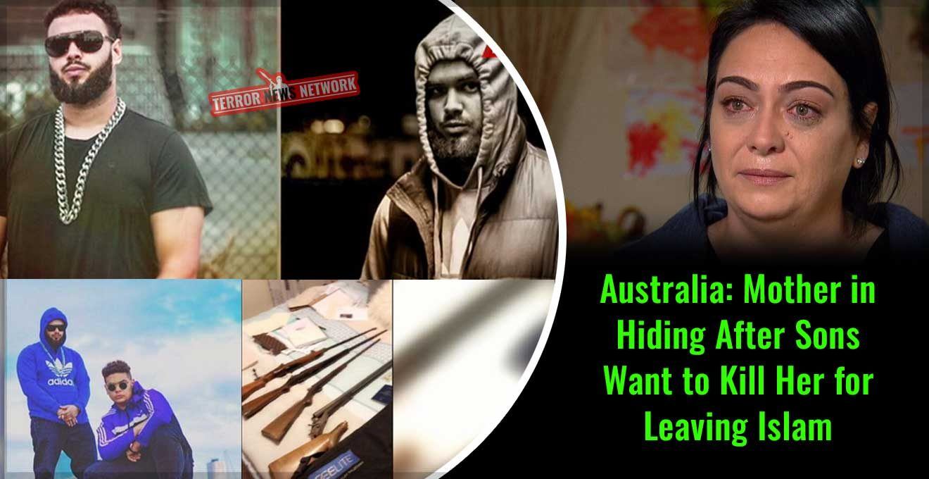 Australia-Mother-in-Hiding-After-Sons-Want-to-Kill-Her-for-Leaving-Islam