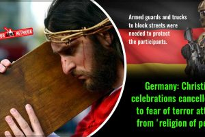 Germany-Christian-celebrations-cancelled-due-to-fear-of-terror-attacks-from-'religion-of-peace'